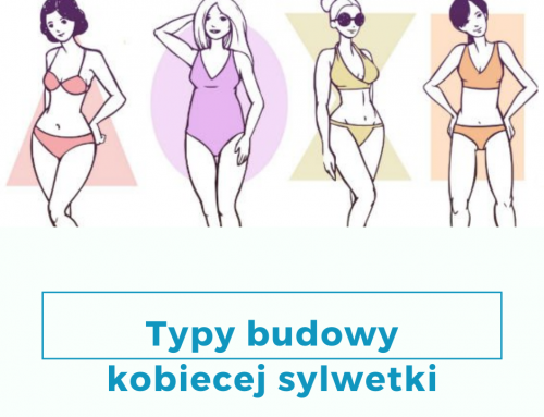 Typy budowy kobiecej sylwetki