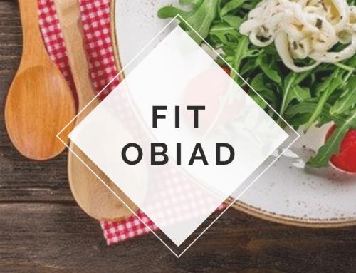 Proste przepisy na fit obiady