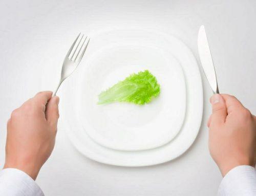Jem mało i nie mogę schudnąć