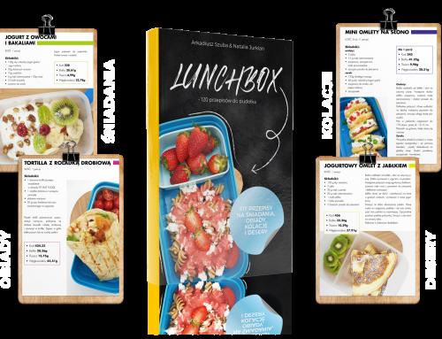 Lunchbox – 120 Fit Przepisów do Pudełka