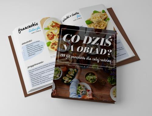 Co dziś na obiad? Premiera nowego ebooka!